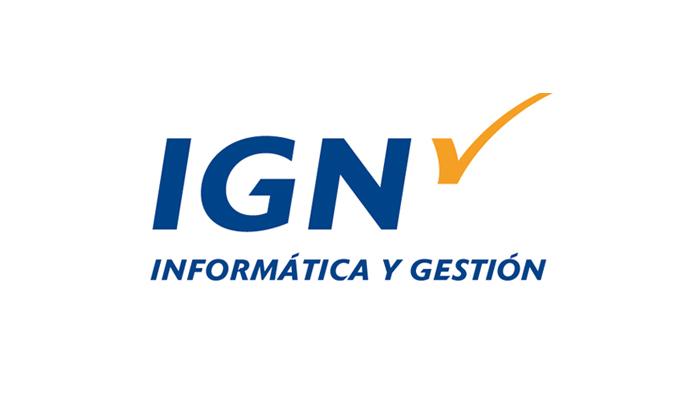 IGN Informática y Gestión - Logotipo