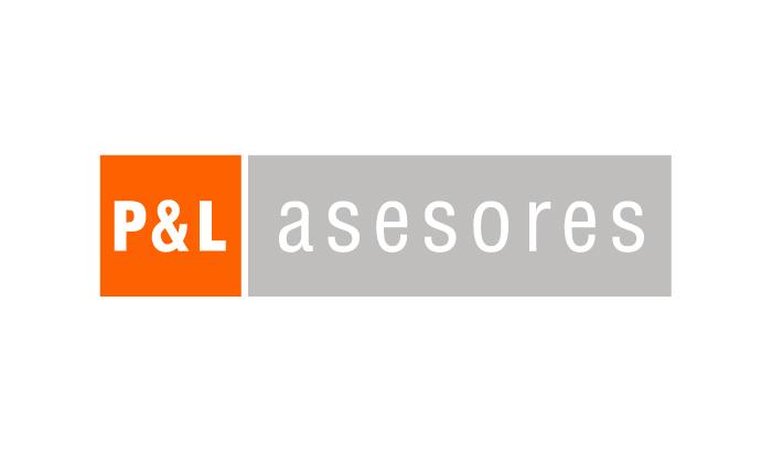 P&L Asesores - Logotipo