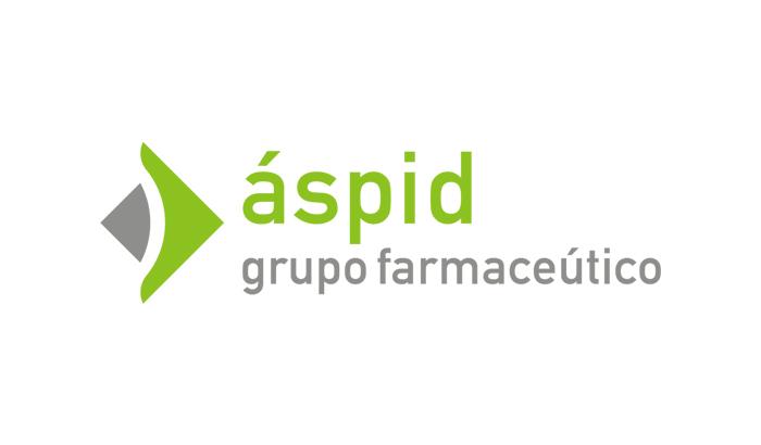 Áspid Grupo Farmacéutico - Logotipo