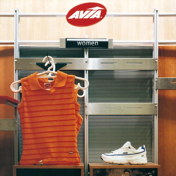 Corner Avia - Detalle mueble pared